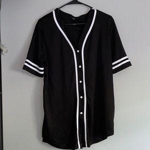 F21 Baseball Jersey
